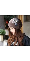 AC0003D Korean Unisex Patch Hedging Hat