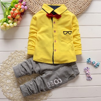 CC0010D New Cute Children Sweater Set