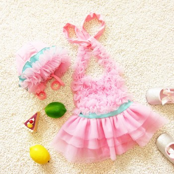 SO0012M Korea Cute Baby And Children Swimsuit