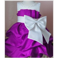 CC0013D Summer Fashion Bow Princess Dress