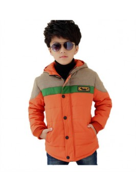 CC0020 Children Winter Cotton Jacket