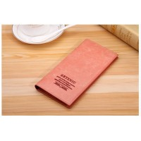 W0001M Korean Stylish Female Zipper Wallet