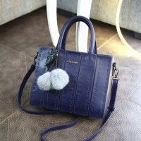 WB0036M European New Simple Fashion Casual Shoulder Bag