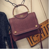 WB0041M Korean Style Fashion Simple Handbags