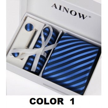 MTB0001D Male Business Marriage Tie Gift Box