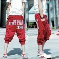 MS0051D Korean Fashion Summer Shorts Casual Pants