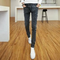 MS0067D New Korean Slim Stretch Jeans