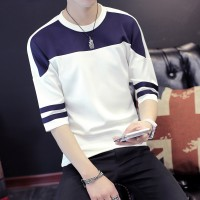 MS0139D Korean Version  Japanese Loose Short-Sleeved T-Shirt