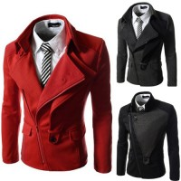 MS0159D Korean  Fashion Slim Casual Jacket