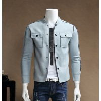 MS0222 Korean Slim Men Jacket