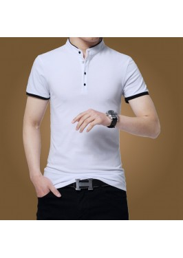 MS0232 Summer Men's Short-Sleeved