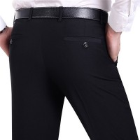 MS0233 Men's Casual Loose Suit Pants