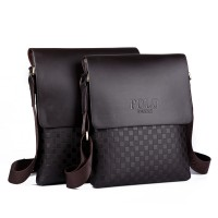 MB0003D Men's Business Casual Shoulder Messenger Bag