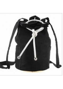 MB0013D New Drawstring Pouch Canvas Shoulder Bucket Bag