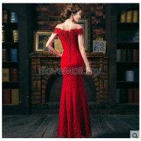 WS0041M New Fashion Wedding Dress
