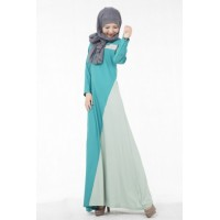 WS0086D Middle East Malay Muslims New Color Dress