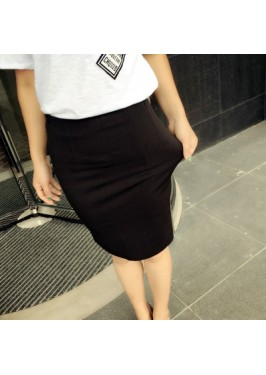 WS0173 Spring and Summer Korean OL Professional Skirt