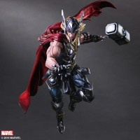 TY0010 Marvel Superhero Thor Model Toy