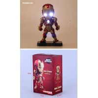 TY0012 Marvel Superhero Avengers Iron Man MK42 Model