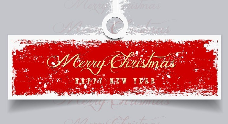 Retro-Merry-Christmas-Happy-NEW-Year-Vector-Banner