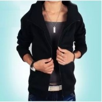 MS0027D New Students Hooded Casual Baseball Jacket