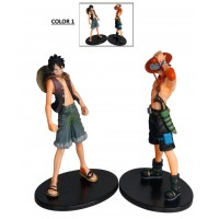 TY0007 One Piece  full model Anime Decoration Toys